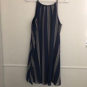 Blue Rain Francesca's Striped Dress